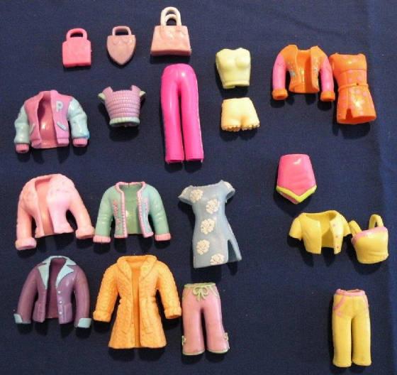 Polly Pocket Items